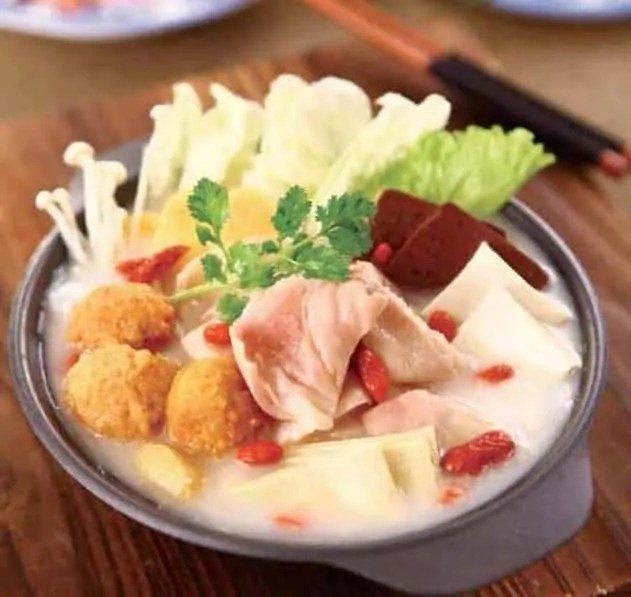 Peking Pork Tripe HotPot Recipe