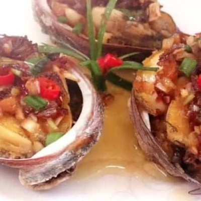 Steamed Abalone in XO Sauce Recipe