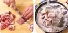 Braised Mutton Hot Pot Recipe step3