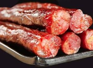 Hunan sausage