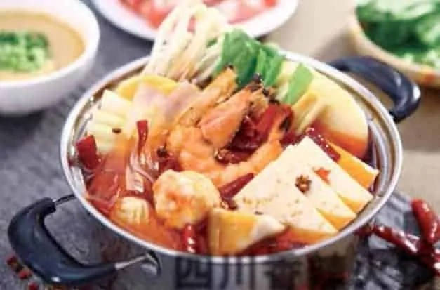 Sichuan Spicy Hot Pot Base Recipe