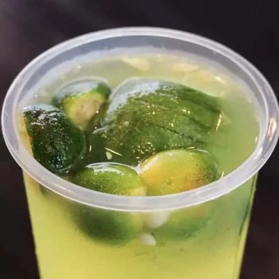 Lemon With Green Tea Recipe