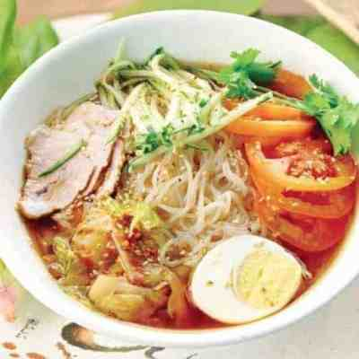 Chinese Cold Noodle Recipes