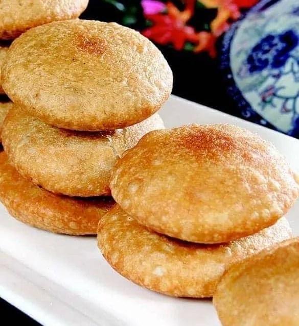 Chinese Deep-fried Cake Recipe