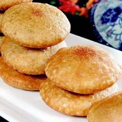 Chinese Deep fried Cake Recipe