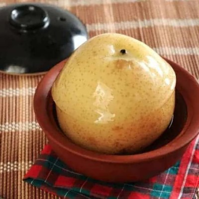 Chinese Frozen Pear Dessert Recipes