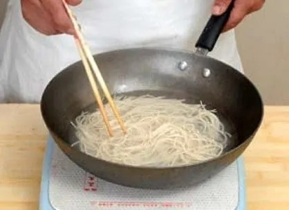 Easy Noodles With Soybean Paste Recipe step5