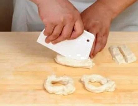 Peking Fried Rings Bread Recipe step4