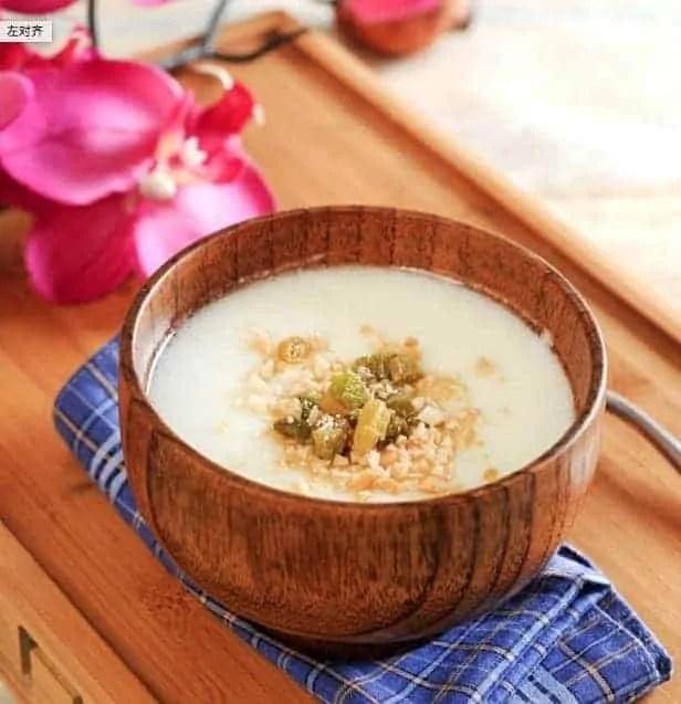 Steamed Milk Custard with Rice Wine Recipe