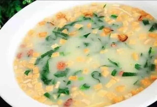 Five-Spice Aroma Millet Porridge Recipe