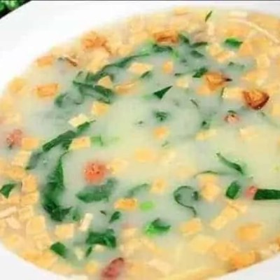 Five Spice Aroma Millet Porridge Recipe