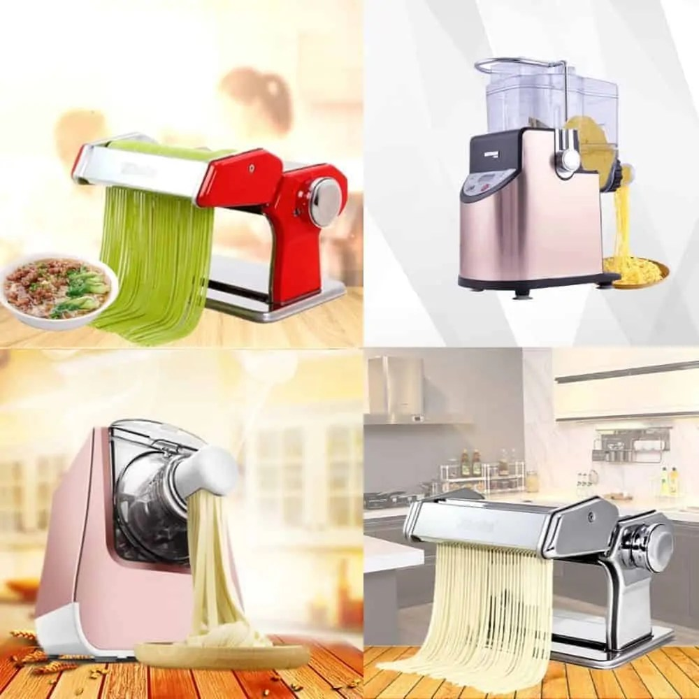 How To Choose The Best Noodle Maker