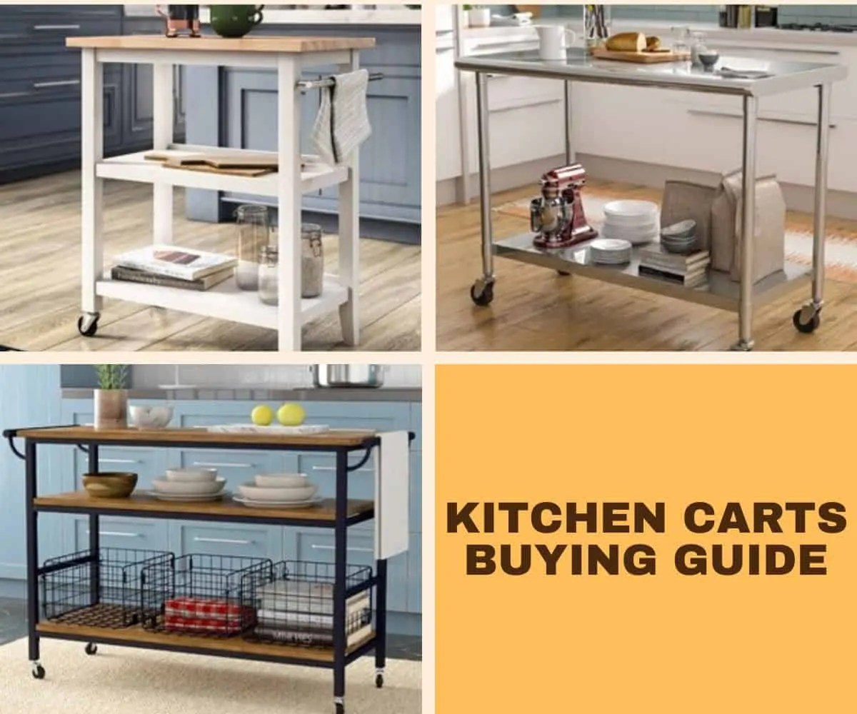 The Best Kitchen Cart Buying Guide