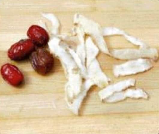 Radix Polygonati Red Dates Chicken Soup Recipe step2