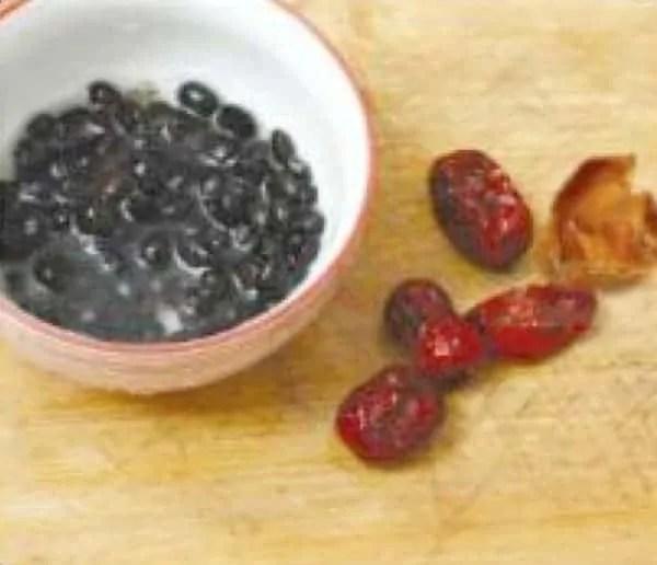 Black Bean Catfish Soup Recipe STEP1