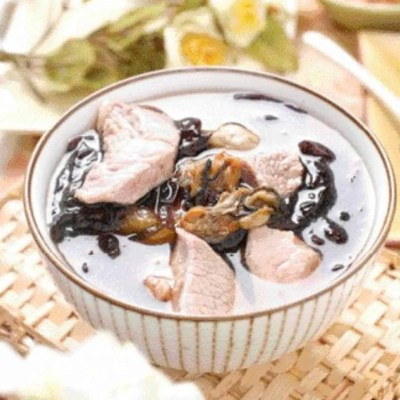 Mussel and Lean Pork Soup Recipe
