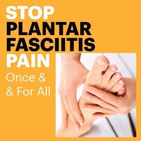 myofascial release on plantar fascia