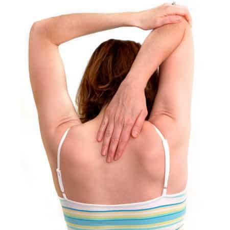 Healthy shoulder movement
