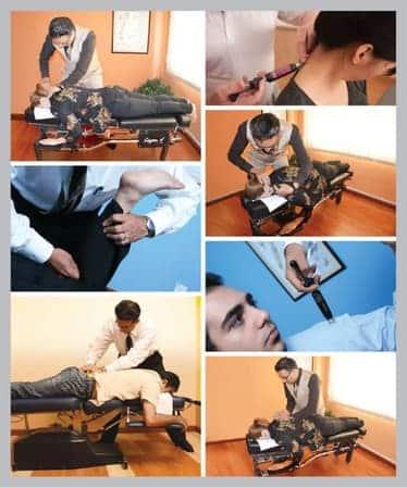 various chiropractic method of treatment
