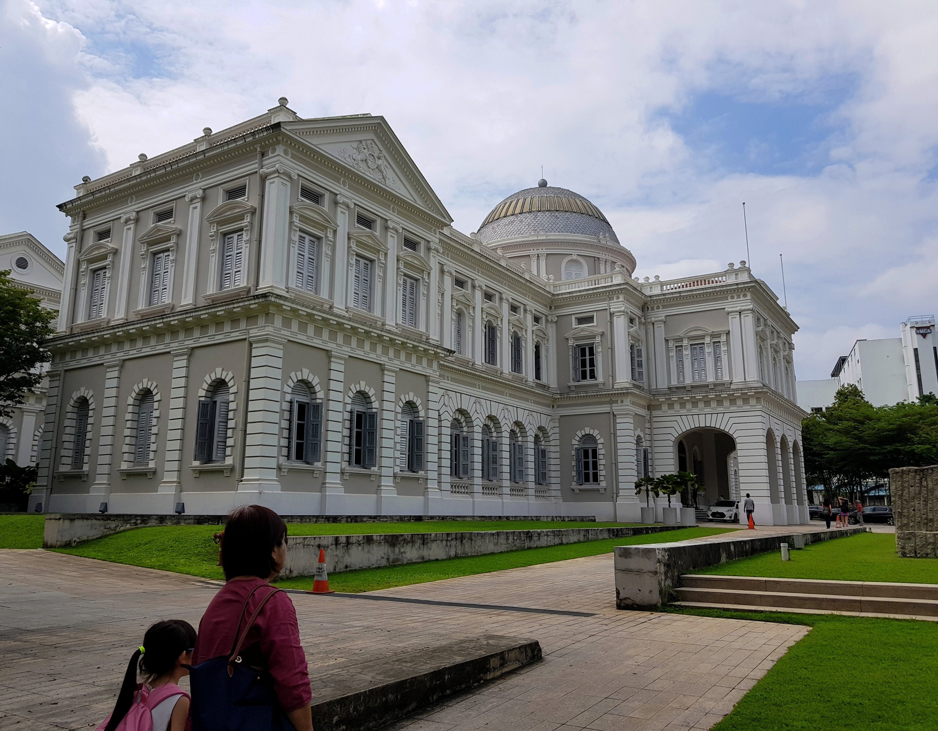 Visiting the National Museum of Singapore - Witness to War ... on National Museum Of Singapore  id=14213