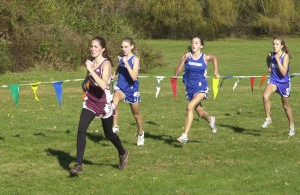 Naugatuck's Rosa Moriello will try to become a three-time league champion Wednesday.