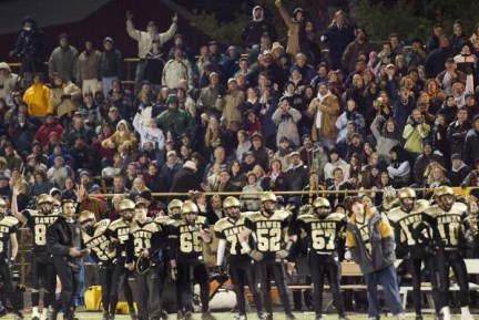 Fan support hasn't waned since the beloved Hawks beat Holy Cross, 35-0, in the 2004 Class SS state championship game.