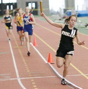 DellaRose was a seven-time All-NVL selection and a six-time All-State selection at Woodland. That total of 13 remains a school record.