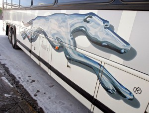 """... but it's very similar to the logo of Greyhound Bus Lines, which calls its running dog """"one of the most-recognized brands in the world."""""""