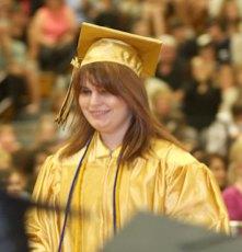 The Woodland Regional High School Class of 2011 graduated June 23.