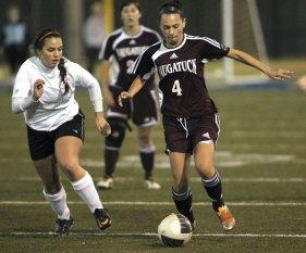 NVL girls soccer championship Tuesday - RA