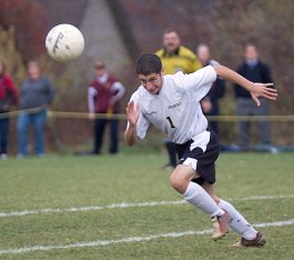 Woodland lost 2-0 versus Granby Memorial Monday in the second round of the Class M tournament.