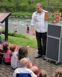 The Naugatuck Valley Canoe and Kayak Race and the 14th annual Beacon Falls Duck Race were held May 5. –ELIO GUGLIOTTI