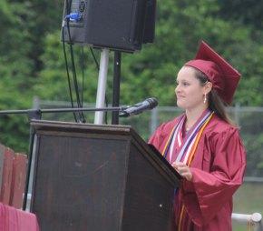 Naugatuck High School's Class of 2012 graduated June 19. –LUKE MARSHALL