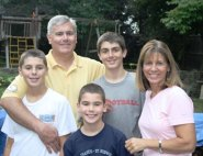 All five members of the Mason family, from Naugatuck, are taking part in the ING Hartford 5K on Saturday in Hartford. Proceeds of the Mason's run will benefit Special Olympics Connecticut, an organization the Mason family has been a part of for over 31 years. For more information, visit www.soct.org. -CONTRIBUTED