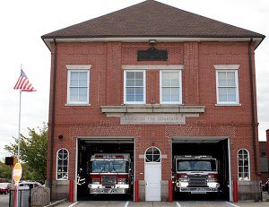The Naugatuck Fire Department is expecting about a dozen or more openings in the next year or so. –FILE PHOTO