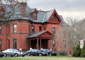 Naugatuck has been given permission to use state grant money to renovate the Bronson B. Tuttle House, where the Board of Education offices are now, at 380 Church St.  -FILE PHOTO