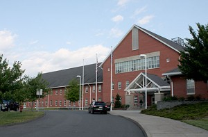 Woodland Regional High School in Beacon Falls. -FILE PHOTO