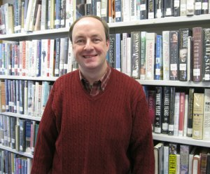 John Wiehn, of Waterbury, was hired this month as library director for Prospect Public Library. –RA ARCHIVE