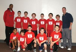 The Signcraft Red Bulls, of Naugatuck YMCA Little Pal, finished the regular season undefeated for the second year in a row. The team finished 8-0 and have a No. 1 seed in the playoffs which begin Feb. 16. 'They were a great group of boys that showed much team-spirit and encouragement to each other. They were dedicated at every practice and game and I couldn't be prouder,' said head coach Charlie Alexander. Picture bottom row, from left, Joshua Bell, Jake Murphy, Freddie Longo, Nicholas Stefan and Connor Kane Top row assistant coach Josh Bell, Aidan Alexander, Camden Collette, Ryan McCarthy, Joel Alexander, Bryce Cegielski, David Jaworowski, coach Charlie Alexander.