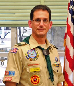 The Prospect Grange will honor John Dyckman of Prospect as its Citizen of the Year Sunday for his contributions to the community, including serving as scoutmaster for Boy Scout Troop 258. –LUKE MARSHALL
