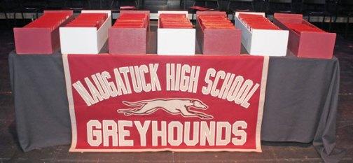 Naugatuck High School's Class of 2013 graduated June 24 at the Palace Theater in Waterbury. –LUKE MARSHALL