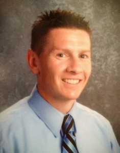 Kurt Ogre of Seymour is the new principal at Woodland Regional High School in Beacon Falls. –CONTRIBUTED