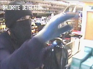 Prospect police released this surveillance photo of the suspect from an Aug. 4 burglary at the Shell gas station at 28 Waterbury Road. –CONTRIBUTED