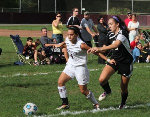 Woodland defeated Naugatuck 1-0 Sept. 13 on a Shae Geary penalty kick. –ELIO GUGLIOTTI