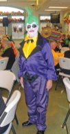 Local seniors dressed in costume at the Prospect Senior Center for Halloween. Prospect Senior Center Director Lucy Smegielski said each year local seniors come to the center dressed up for Halloween. She said there have been more participants each year and the seniors generally try to out do their costumes from the previous year. –LUKE MARSHALL
