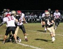 Woodland defeated Torrington, 46-14, Nov. 8 in Beacon Falls. –ELIO GUGLIOTTI
