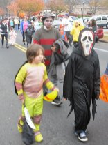 American Legion Post 17 and Naugatuck Fire Fighters Local #1219 will host their annual Halloween Parade and Party Oct. 31. -FILE PHOTO