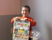 Alexander Gelada of Naugatuck won the Citizen's News' Easter coloring contest in the 3- to 5-year-old age group. –ELIO GUGLIOTTI
