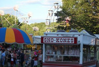 The St. Francis-St. Hedwig School Carnival was held June 5 to June 7 at the St. Francis Field on Church Street in Naugatuck. –ELIO GUGLIOTTI