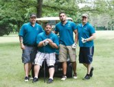 Employees of All About You! Home Care Services participated in the annual Griffin Hospital Golf Classic June 10 and donated money they won to Treasured Time. Treasured Time is a non-profit foundation that helps grant wishes of parents with life-threatening illnesses who want to create a lasting memory for their children. 'Instead of taking that money as their own, they chose to support us on our journey of 'Giving the Gift of Moments' program,' said Treasured Time founder and CEO Suzanne Major in a press release. 'They truly exemplify what being a humanitarian is. We look forward to our future partnership with All About You and greatly appreciate their generous contribution.' –CONTRIBUTED